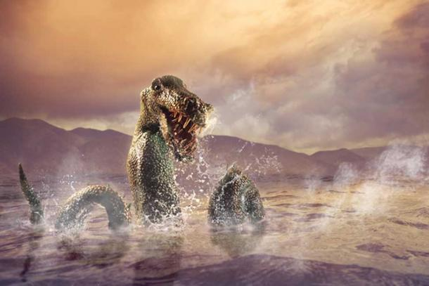According to legend, the Brosno Dragon has swallowed fishermen and their boats whole. (fergregory / Adobe)
