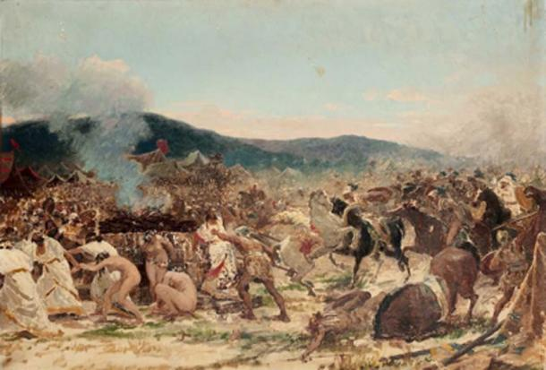 Agathocles led the Syracusans in the Battle of Himera River. (Macesito / Public Domain)