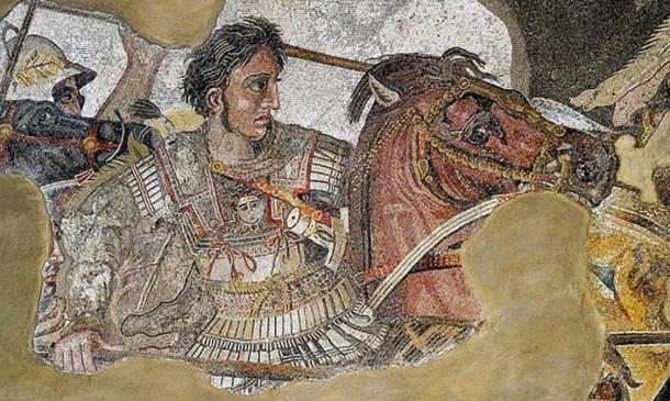 Alexander Mosaic, Naples National Archaeological Museum