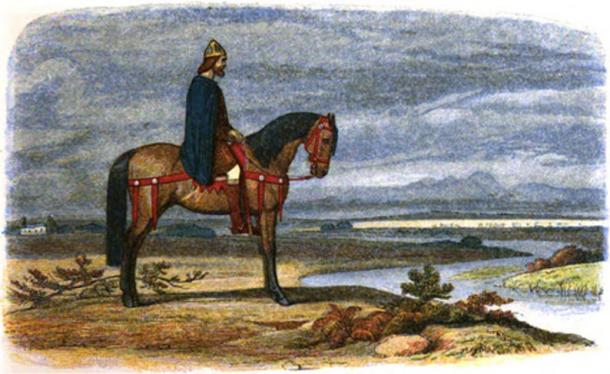 Alfred the Great plots the capture of the Danish fleet.