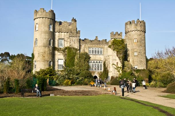 Although not built by Henry II, Malahide Castle near Dublin was granted to Richard Talbot, a knight who accompanied Henry II to Ireland in 1174.
