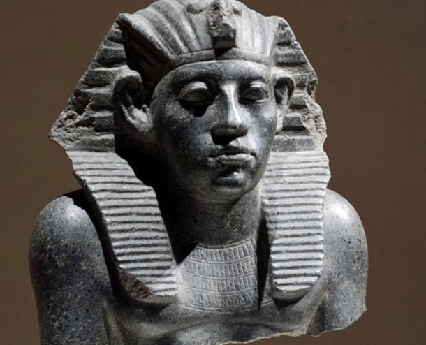 Bust of Amenemhat III, Neues Museum, Berlin