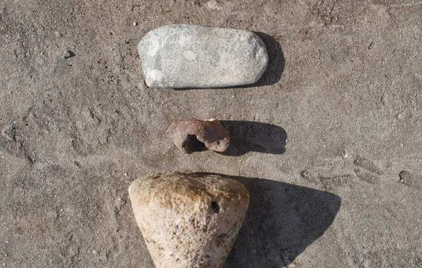 Amerindian artifacts discovered on Barbuda.