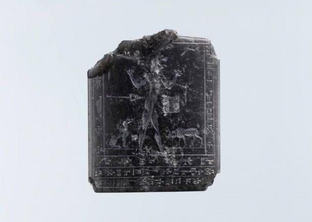 Amulet with a Lamashtu demon