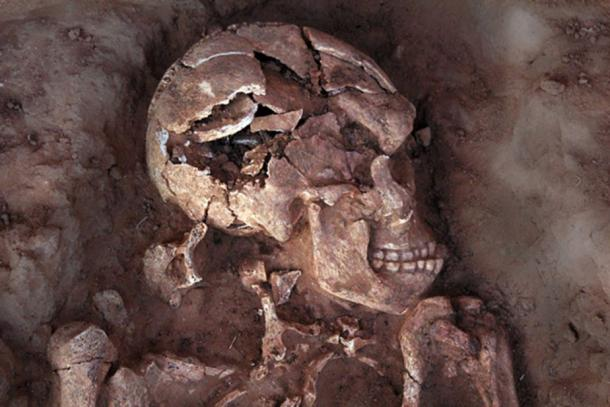 Analysis of the skeleton can help archaeologists determine whether Aborigines migrated and what they ate.