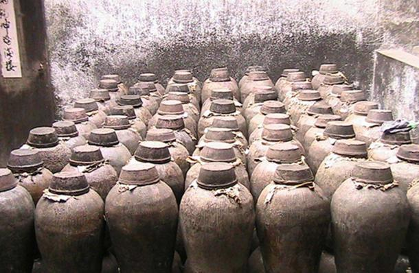 Ancient Chinese storage containers for alcohol (chinaculturecorner.org)