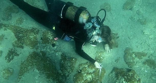 Huge Ancient Greek City found underwater in the Aegean Sea