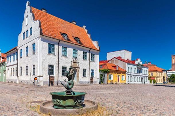 Ancient Square in the city of Kalmar (Mediagram/Adobe stock)