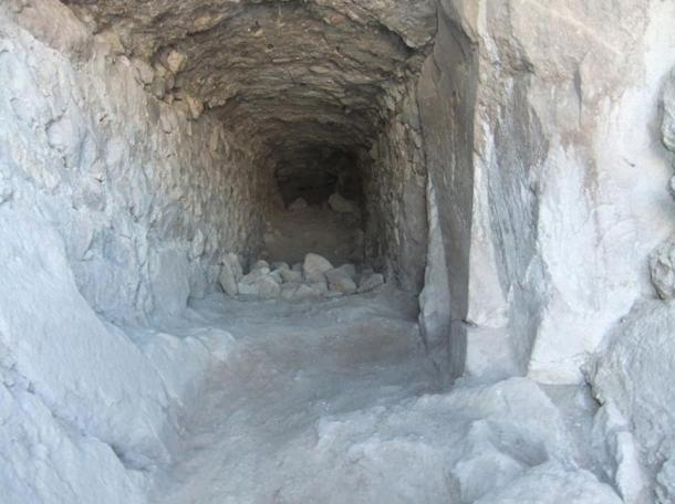 4,000-Year-Old Hidden Tunnel Discovered in Ancient Castle in Turkey