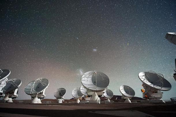 Antennas of the Atacama