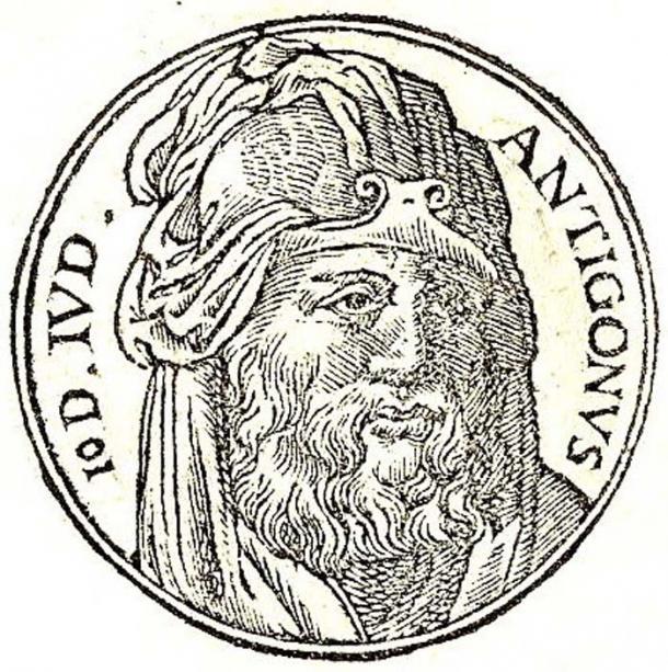 Antigonus II Mattathias was the son of King Aristobulus II of Judea. (Public Domain)