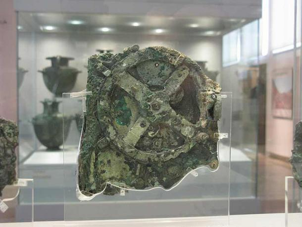 The discovery of the Antikythera Mechanism in a shipwreck off the coast of the Greek island of Antikythera proves the existence of advanced technology as far back as 100 BC.