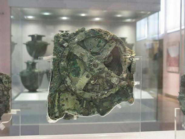 The Antikythera Mechanism kept at the National Archaeological Museum, Athens, Greece. (Tilemahos Efthimiadis /CC BY 2.0 )