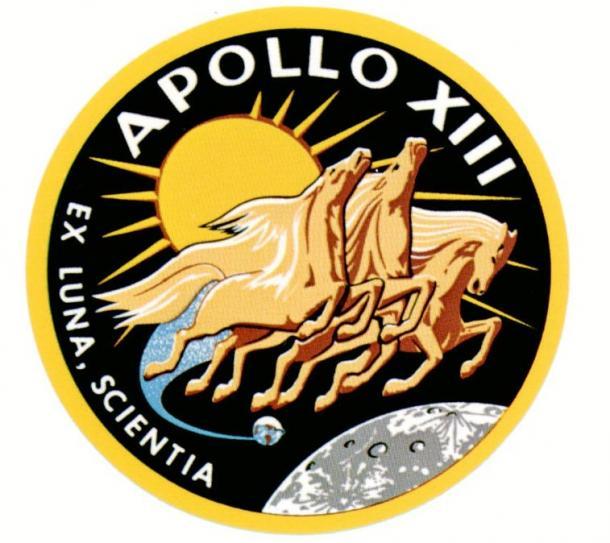 Apollo 13 mission patch