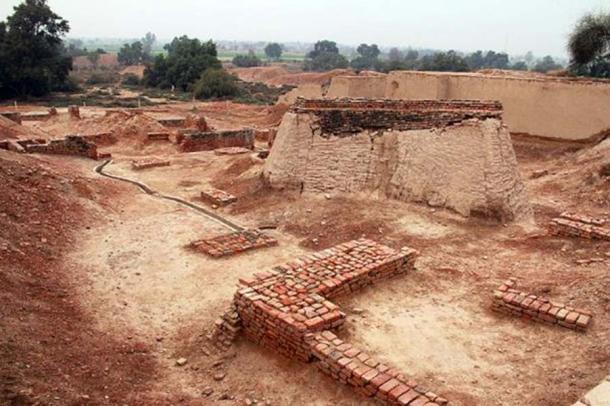 Archaeological Site of Harappa. (Amir Islam/CC BY SA 4.0)
