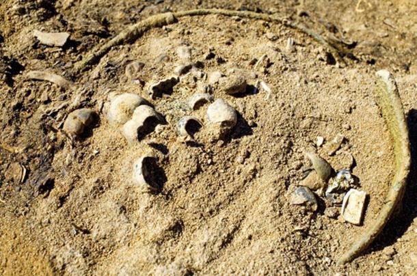 Archaeological dig / excavation site. (Krugloff / Adobe)