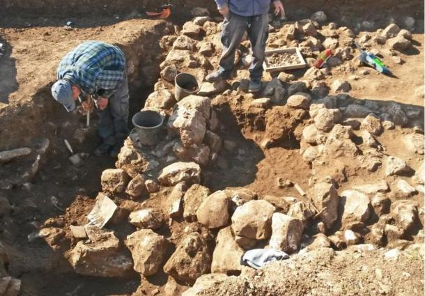 Archaeological excavations conducted at the northern Jerusalem site.