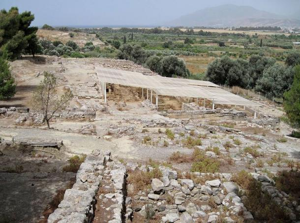 Archaeological site of Agia Triada
