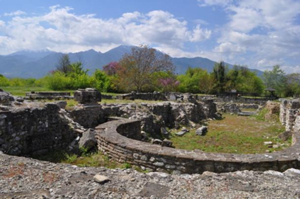 Archaeological site of Aigai capital of Macedon. (Schohn / Adobe Stock)
