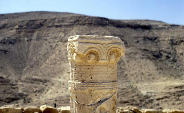 Archaeological ruins in the Negev. (Leifern / CC BY-SA 3.0)