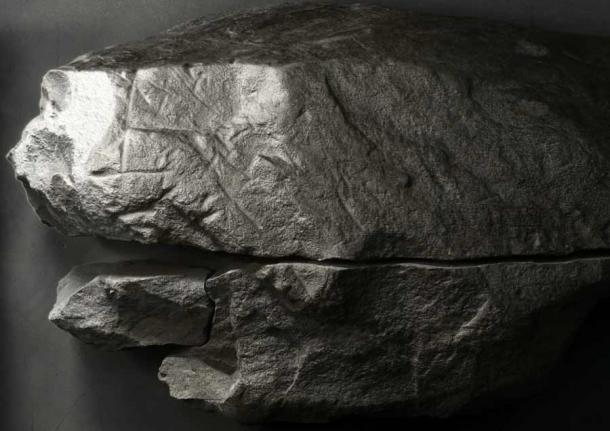 Archaeologists from INRAP have used photogrammetric RTI technology to bring out fine details on the megaliths found in France that would otherwise remain inaccessible to the naked eye. (Julie Boudry / INRAP)