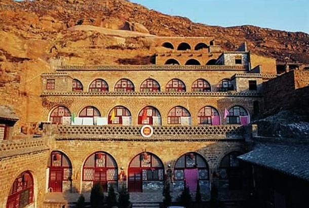 Architecture in Qikou.