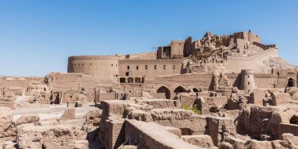 Arg-e Bam, Bam Citadel.