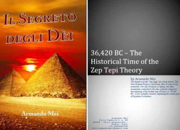 Armando Mei Books