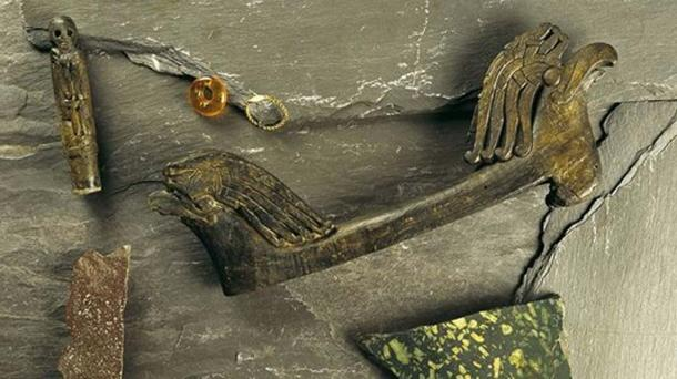 Artefacts from Dublin excavations. Credit: National Museum of Ireland