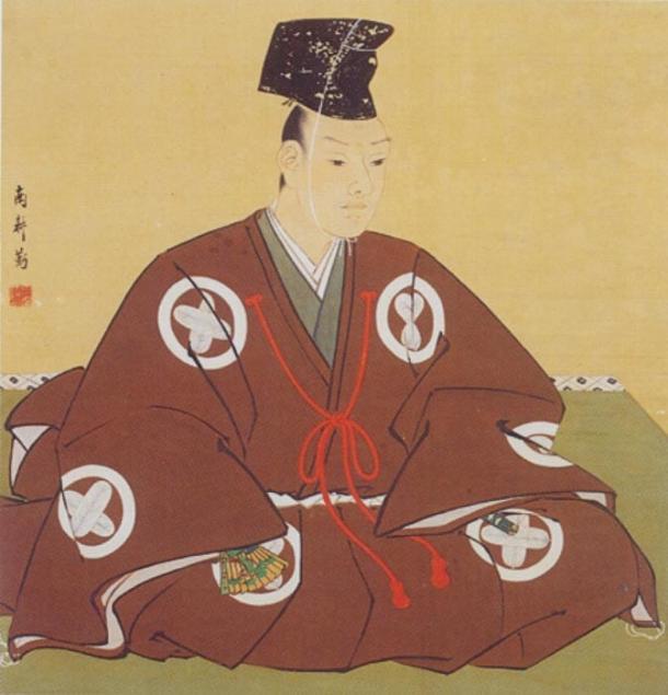 Asano Naganori (September 28, 1667–April 21,1701)