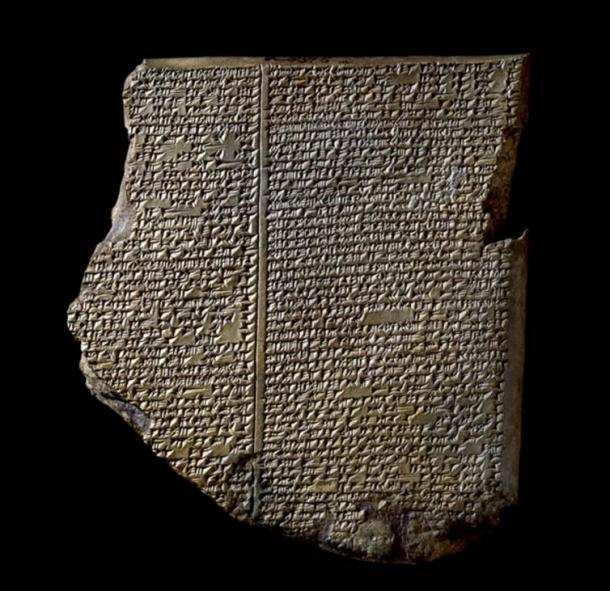 An Assyrian Tablet from 2800 BC bears the first known prophecy of the end of the world.