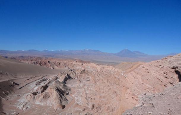 Atacama Desert in Chile. (MaxPixel / Public Domain)