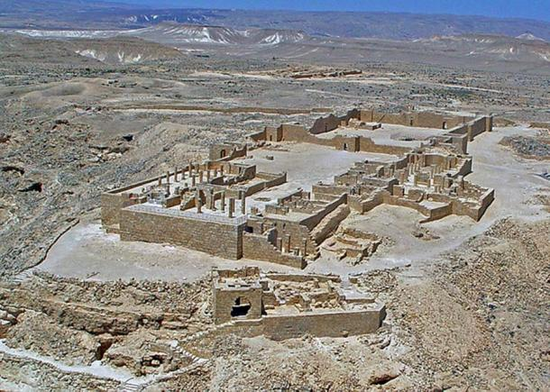 Avdat National Park, Ancient City on the Incense Route, Israel