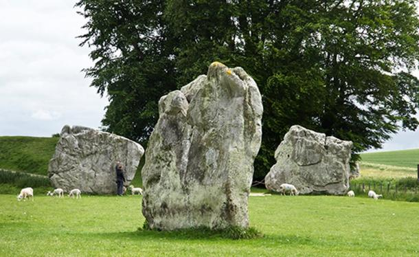 Avebury stone circle. Image by Freddy Silva