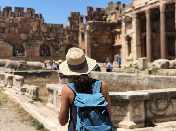 This virtual tour of Baalbek is part of a wider strategy to encourage tourism to Lebanon