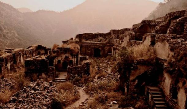 Baba Balnath was a holy man who is believed to have cursed Bhangarh after its buildings cast a shadow over his abode.