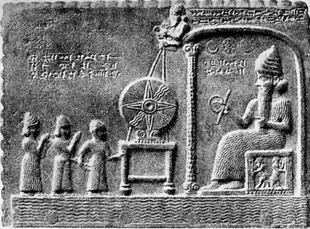 If a child´s horoscope contained negative omens, the Babylonian priest could conduct rituals to mitigate these problems.