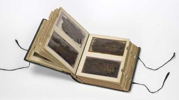 Bakhshali manuscript and is formed of multiple leaves nearly 500 years different in age.