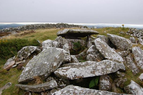Baltinglass Hill site
