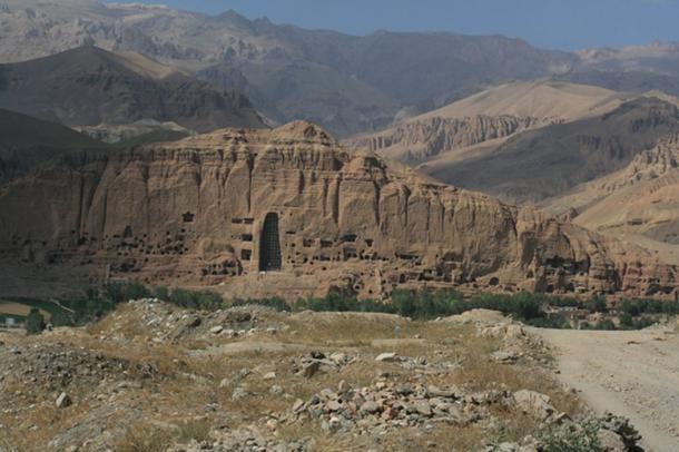 Bamyan Valley, Afghanistan