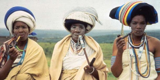 The Bantu-speaking people of southern Africa are believed to have migrated into Southern Africa 2,000 years ago from western and central Africa (Credit: South African Tourism