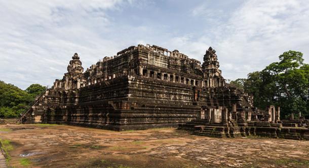 Baphuon, Angkor Thom, Cambodia