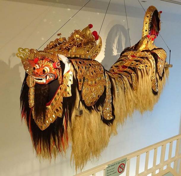 Barong costume