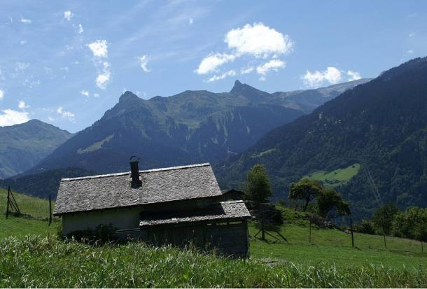 The mountainous region of Bartholomäberg in Austria is giving up its Bronze Age secrets to researchers.