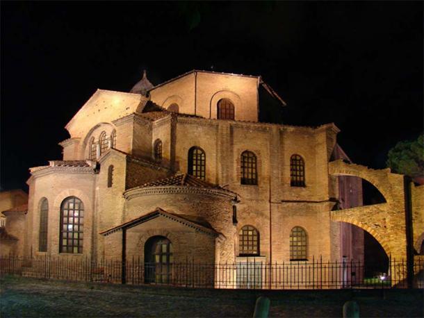 Basilica of San Vitale, Ravenna, Emilia-Romagna, Italy. (Tango7174/CC BY SA 4.0)