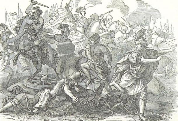 The Battle of Platea