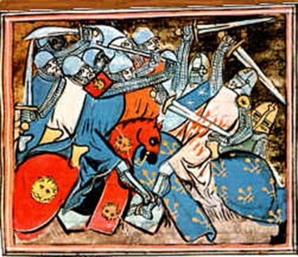 The Battle of Tagliacozzo