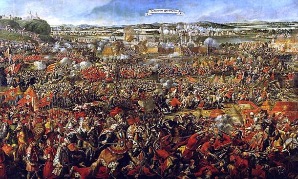 The Battle of Vienna.