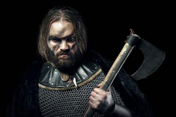 Beards were an important part of the Viking warrior uniform. (alexmina / Adobe Stock)