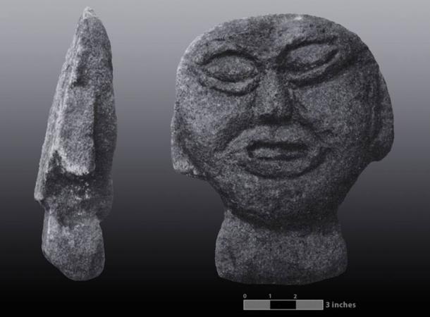 Beltany Stone Head.
